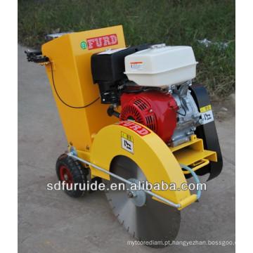 máquina de corte de concreto móvel a gasolina, cortador de pavimento, cortador de estrada
