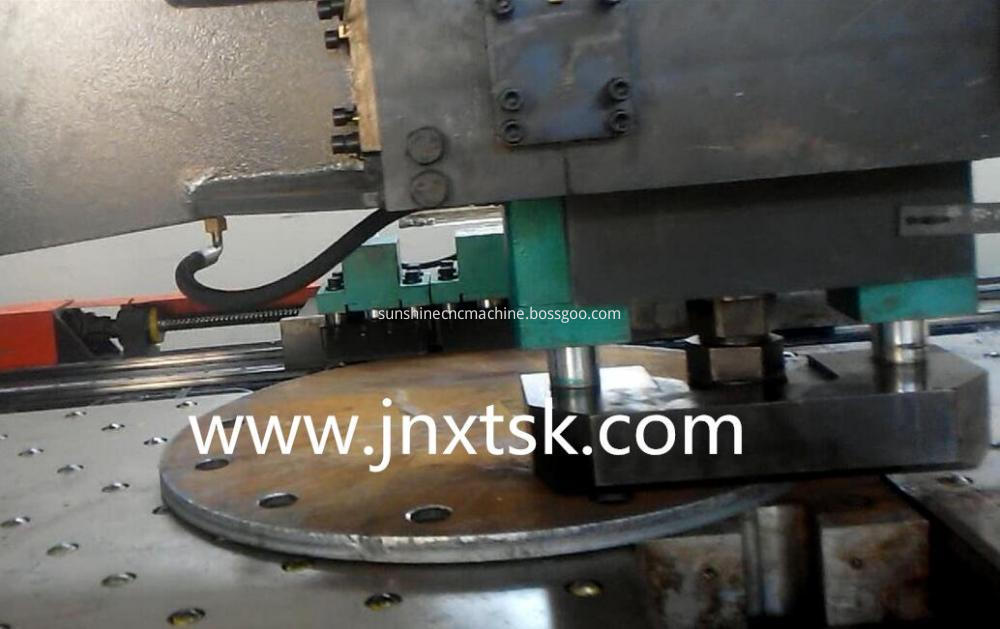 Steel Plate Gantry Punching Machine