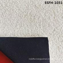 Micro Fiber Polar Fleece Bonded Sherpa Fleece Esfh-1031