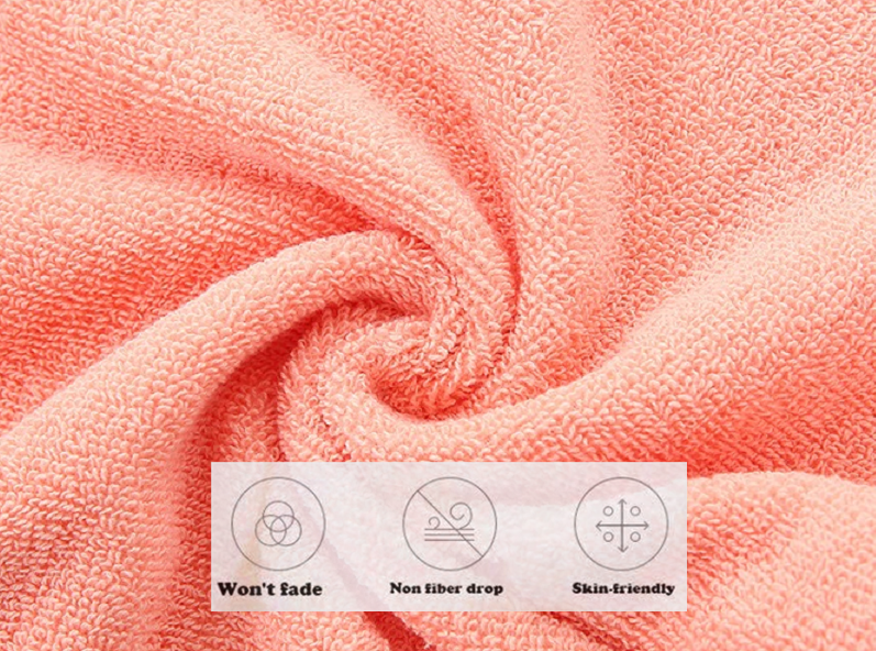 Kids Baby Hot Selling Pretty Design Soft Cotton Face Towel 11