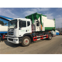 Dongfeng 10cbm Kitchen Garbage truck