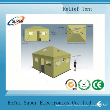 Superior Design Modular System Disaster Relief Tents