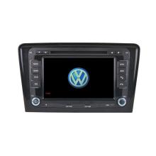 Navegación del coche GPS para la navegación de VW Bora DVD con la función de la pantalla táctil de Bluetooth / Radio / RDS / TV / Can Bus / USB / iPod / HD (HL-8783GB)