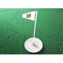Kunststoff-Golfflaggen