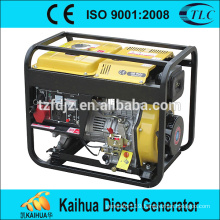 Single cylinder 5kva home power generator with price and good quality