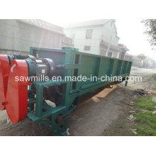 Wood Slot Debarker Log Debarking Machine