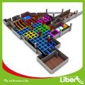 Parc de trampoline sportif multifonctionnel populaire pour un plan de busniess