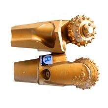 Бурение ГНБ оборудования 9 1/2 дюйма шарошечные долота одного конуса