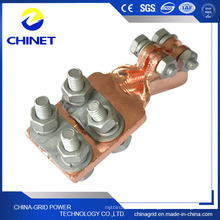 Refined Sbj Type Copper Hold Pole Clamp