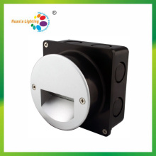 IP65 Round LED Step Light, LED Wall Light, Garden Light