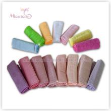 Serviette de nettoyage en coton et microfibre