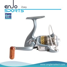 Angler Select Zoey Spinning Reel Fresh Water 10 + 1 Bb Большая игра для рыбалки (Зои 500)