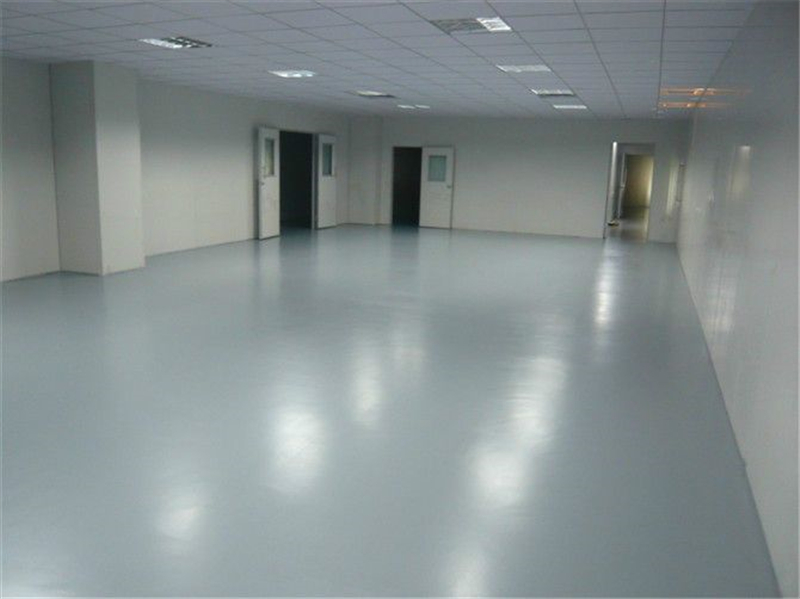 Medium Gray Waterborne Epoxy Resin