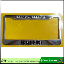 2016 New Hot Sale Cute License Plate Frames