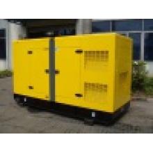 80квт CUMMINS энергии 100kva Тепловозный комплект генератора Звукоизоляционная сень 6bt5.9g2