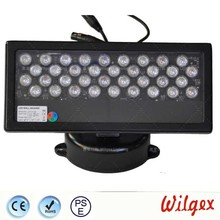 High Power DMX RGB outdoor LED Wall Washer