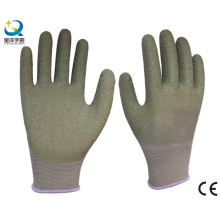 13G Polyester Liner Latex 3/4 Coated Work Glove