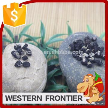 China Ningxia sac d'emballage en papier noir goji berry