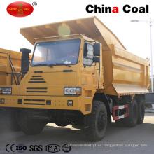 Camión volquete del motor diesel de 370HP Euro2 HOWO