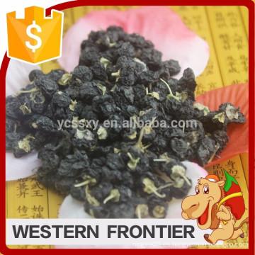 Nueva cosecha forma entera y secado estilo negro goji berry