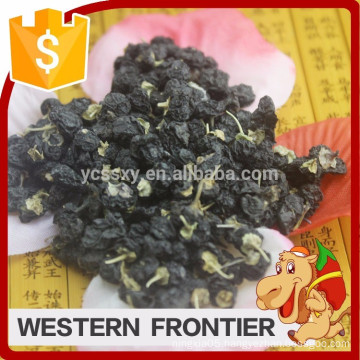 new harvest whole shape and dried style black goji berry
