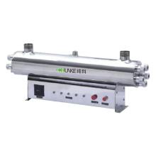 Chunke Polishing Stainless Steel UV Sterilizer for Water Filter