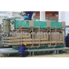 En el cambiador de la carga del cargador 30kv / 380v / 220v mva Transformador de energía a