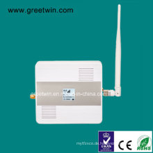 GSM900MHz Handy-Signal Booster / Repeater mit Digital LED Panel + Antenne Kabel Full Set