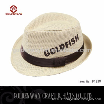 Cheap Paper Fedora hats for Men