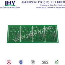 Low-Cost Double Sided Multilayer PCB Fabrication and Assembly