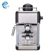 Wholesale Home Used Appliances 240ml 800W Automatic Profession Mini Cappuccino Espresso Coffee Machine Maker