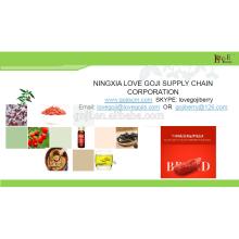 beste Qualität 100% goji Produkte (Fachmann)