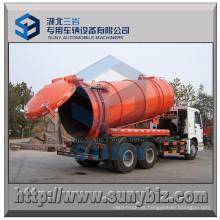 Camión cisterna de vacío 16 M3 6X4 Sinotruk