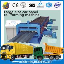 ZT-900 coche panel camión panel que hace la máquina máquina formadora de rollos