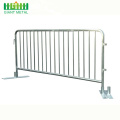 Galvanized Steel Traffic Temporary Crowd Control Barrier
