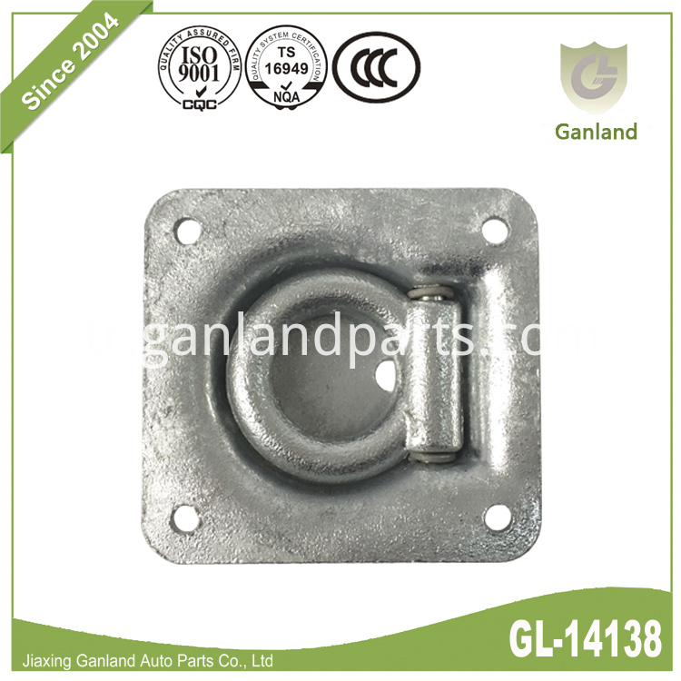 Recessed Flush Fit Lashing Ring GL-14138Y1