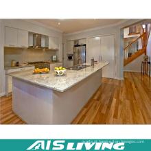 Projeto artificial da mobília do armário de cozinha da abertura de quartzo (AIS-K364)