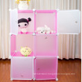 Toy Storage Shelf, 3 Layer Storage Cabinet (FH-AL0023-6P)