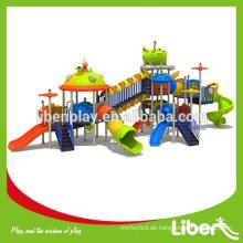 Wunderschöne Outdoor-Spielplätze mit kundenspezifischem Design