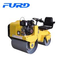 Compacteur de sol en acier pour vibrateur à roulement célèbre (FYL-850)