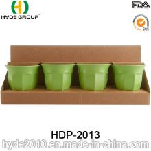 2016 Alta Strengrh Promocional Biodegradável Bambu Copo De Fibra (HDP-2013)