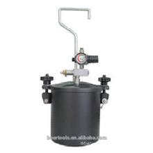 2.5L Air Paint Pressure Tank Painting Tank Mini paint tank
