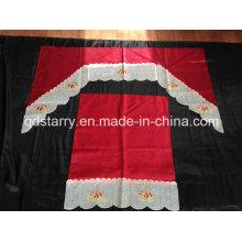 Xlt59 Christmas Kitchen Curtain