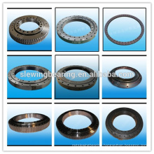 crane used surface phosphating Double Row swing ring bearing