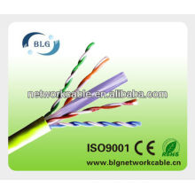 UTP cat6 patch cable with high speed