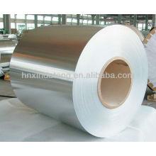 tela de papel de aluminio