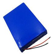 24V 100Ah solar energy 18650 lithium batteries storage for solar panels