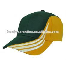 Bonés de beisebol da forma / boné de beisebol com logotipo do bordado