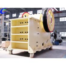 Máquina de triturador de mandíbula de minérios de pedras minerais