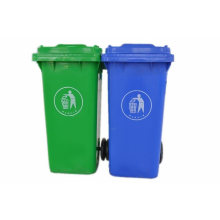 Environmental Recycle Outdoor Trash Bin/ Dustbin/ Waste Bin with En840 Approved